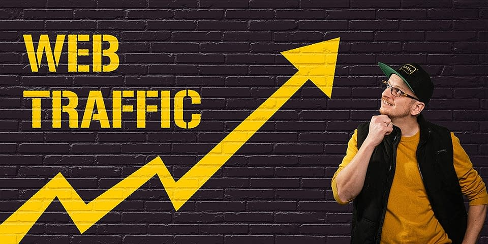 how to generate website traffic, 5 GREAT WAYS TO GENERATE MORE WEBSITE TRAFFIC