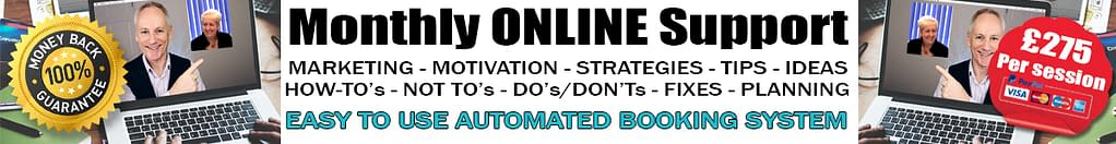 online business coaching sessions