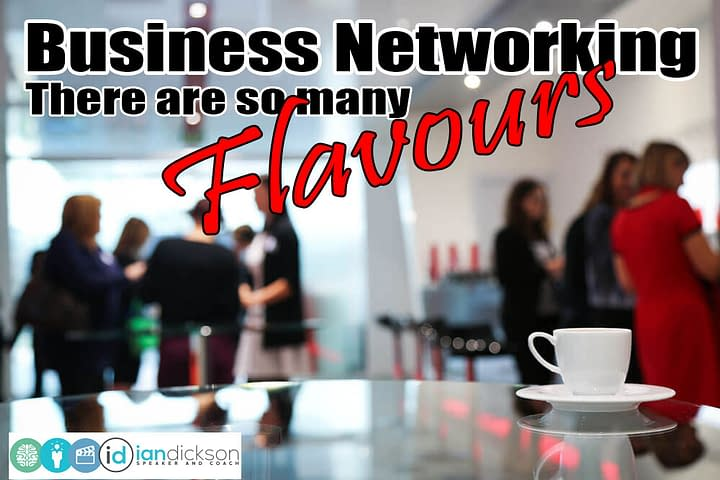 """business networking, What is your favourite """"flavour"""" of networking?"""
