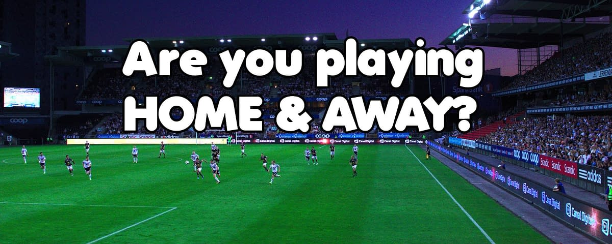 , Business Networking – The Home and Away Game